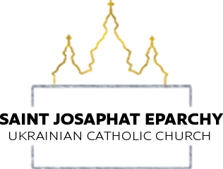 St. Josaphat Eparchy Retina Logo