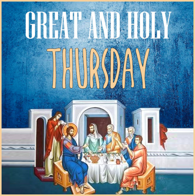 Bohdans holy thursday greetings to priests st josaphat eparchy bohdans holy thursday greetings to priests m4hsunfo