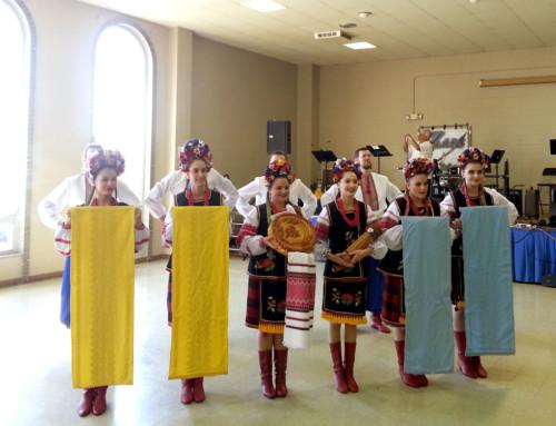 St. Anne's Ukrainian Catholic Church in Austintown, OH Held its Annual Ukrainian Festival