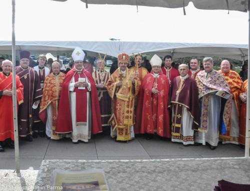 В Єпархії святого Йосафата в Пармі відбулася проща з нагоди Ювілейного Року Милосердя