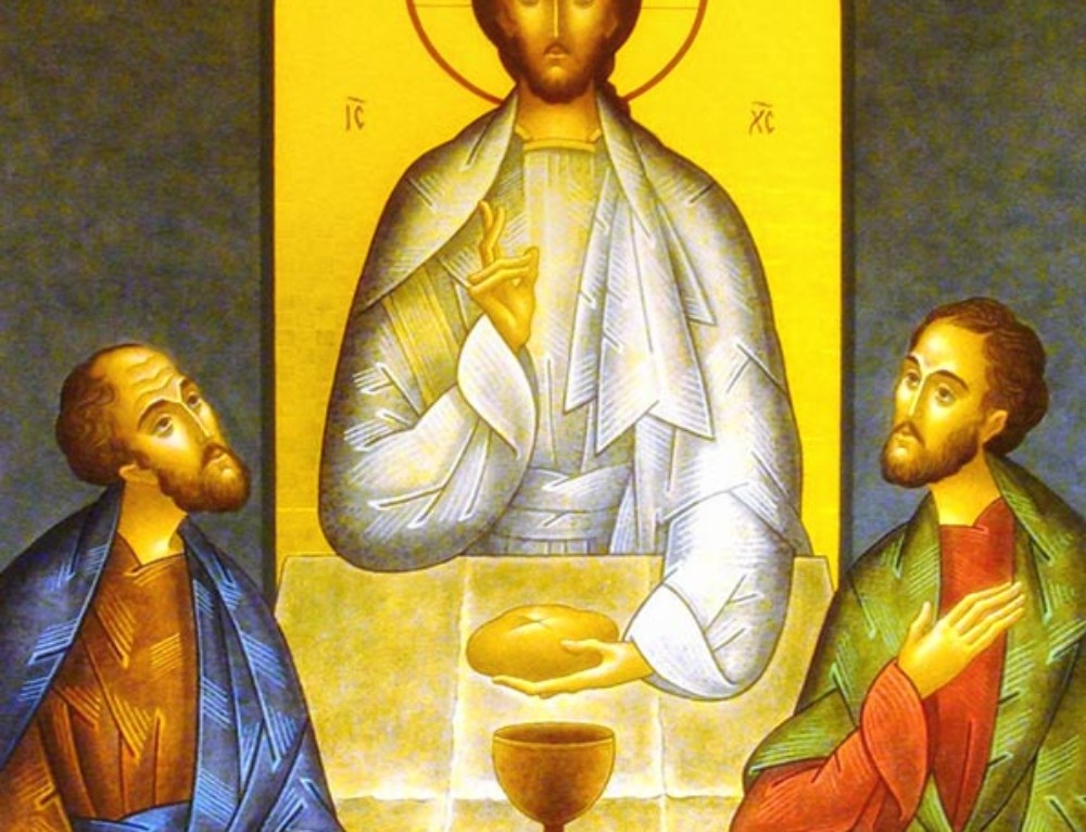 "The Creed: ""No one may share the Eucharist with us unless he believes that what we teach is true."""