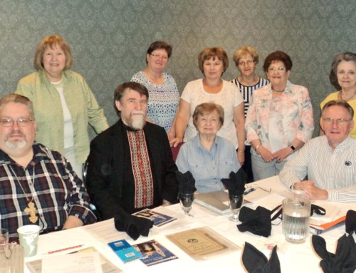 The National Board of the League of Ukrainian Catholics Meeting