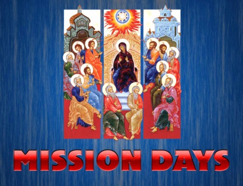 Mission Days 2018
