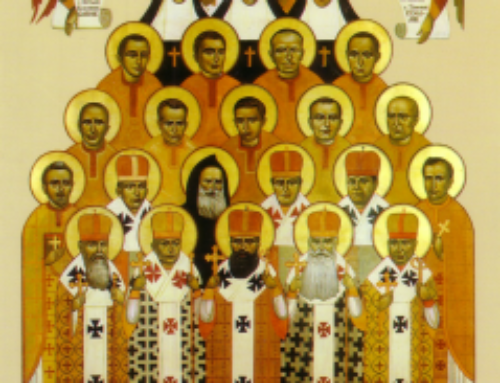 Liturgical Propers for Newly Beatified Ukrainian Martyrs | June 27