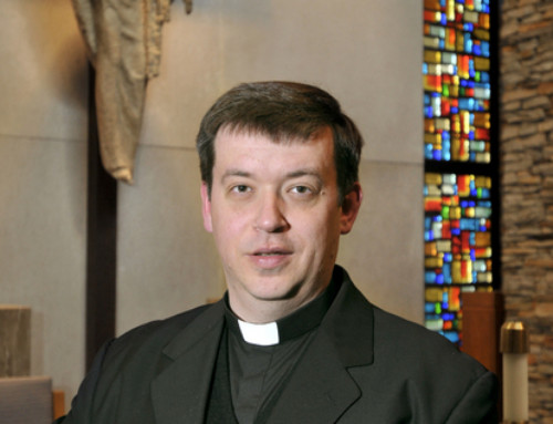Rev. Andriy Rabiy Appointed Auxiliary Bishop of Philadelphia Archeparchy