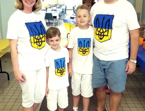 St. Anne Ukrainian Catholic Church in Austintown, OH Held Its Annual Ukrainian Festival