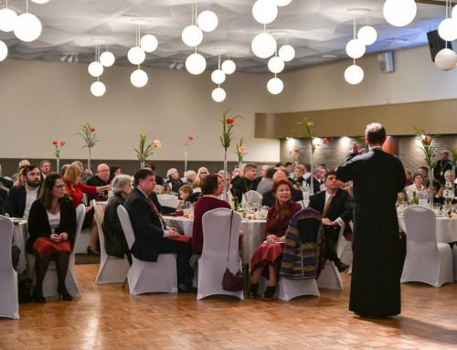 Parma Area Benefit Dinner — November 5, 2017