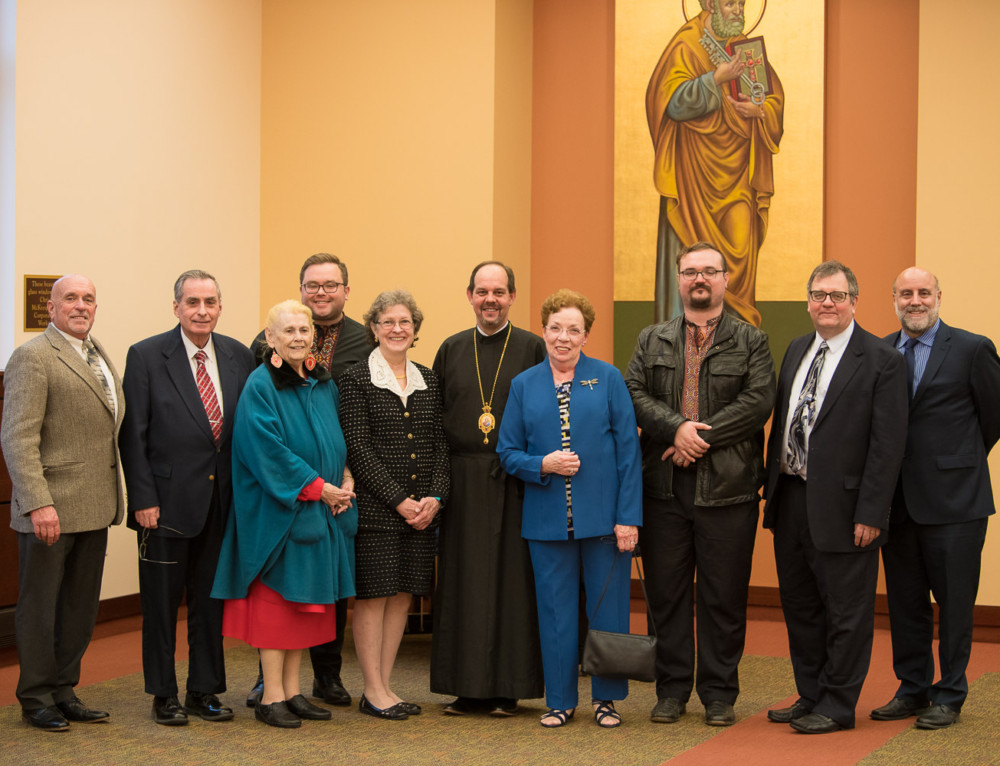Pittsburgh-area Benefit Dinner for the Eparchy