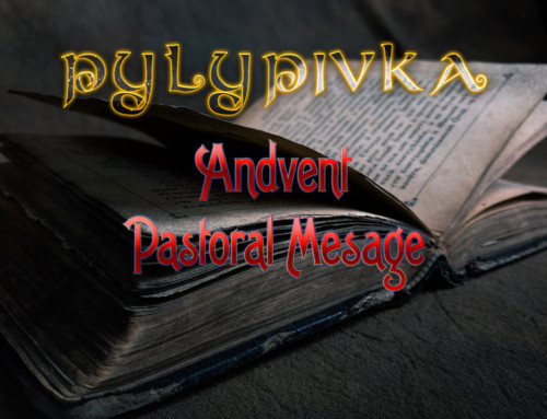 Pylypivka Pastoral of the Ukrainian Catholic Hierarchy of the USA