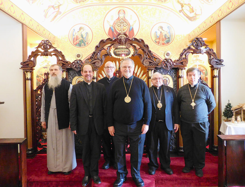 Ukrainian Catholic Bishops Met in Philadelphia