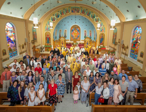 100th Anniversary of St. George Ukrainian Catholic Church in Pittsburgh