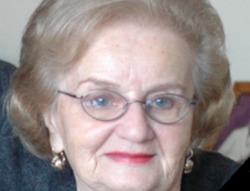 +Mrs. Yaroslava Gudziak, Mother of Bishop Borys Passed into Eternity