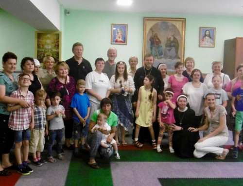 2018 Basilian Volunteer Program to Ukraine