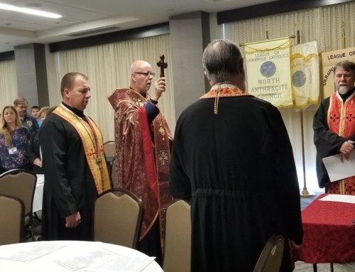 CELEBRATION OF THE 85th ANNIVERSARY (1933-2018) OF  THE FOUNDING OF LEAGUE OF UKRAINAN CATHOLICS (LUC) OF AMERICA