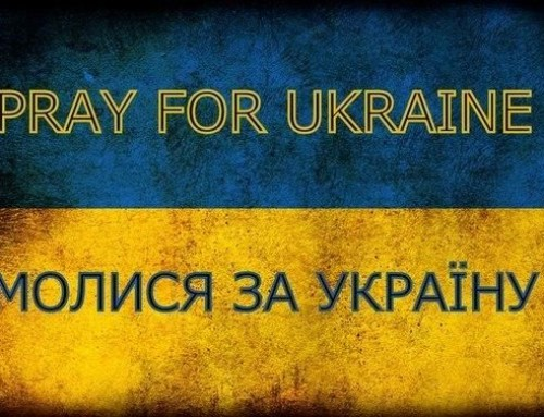 Pray for Peace in Ukraine