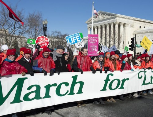 PRO LIFE ACTIVITIES – MARCH FOR LIFE, JANUARY 18