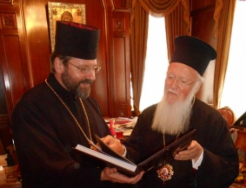 His Beatitude Sviatoslav: Unity of Catholics and Orthodox is not utopian thinking