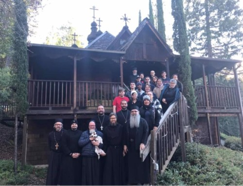 Pilgrimage and Retreat at Mt. Tabor Monastery