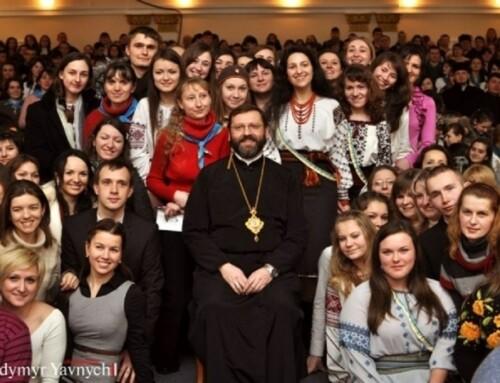 APPEAL TO UKRAINIAN CATHOLIC YOUTH (age 16-29)