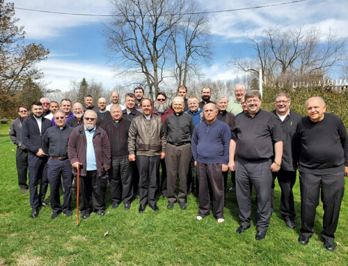 The Eparchy of St. Josaphat in Parma Held an Annual Conference for Its Clergy