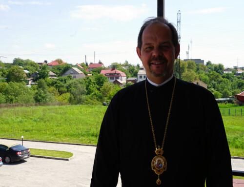 Владика Богдан Данило представив звіт діяльності Комісії у справах духовенства
