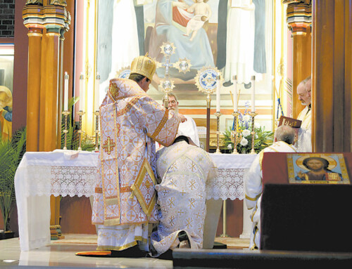 First Eastern Catholic priest ordination held in western N.C.
