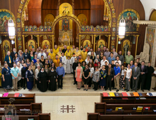 Second Annual Church Singing Conference Gathers at St. Basil's Seminary in Stamford, Connecticut