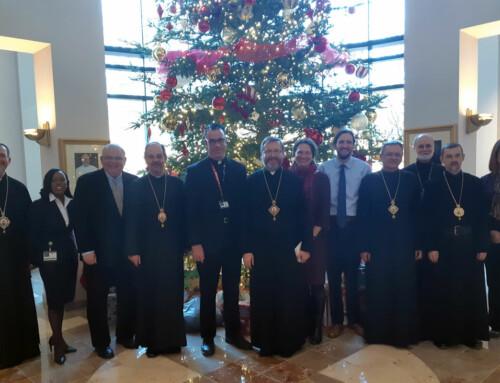 У Вашингтоні відбулася зустріч єпископів Постійного Синоду УГКЦ та представників Конференції католицьких єпископів США