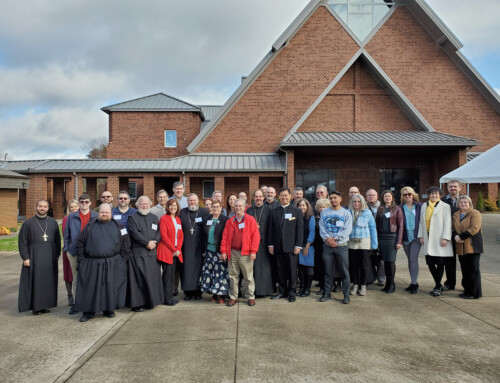 Mid-Atlantic Clergy and Laity Gather for Eparchial Regional Convention in Advance of 2020 Patriarchal Sobor