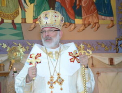 New Bishop of the Eparchy of Holy Family of London