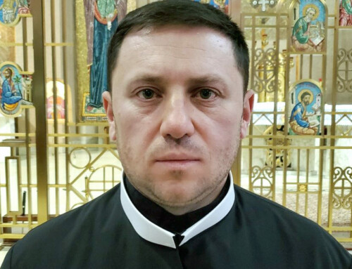 New Eparch Announced for Ukrainian Catholics